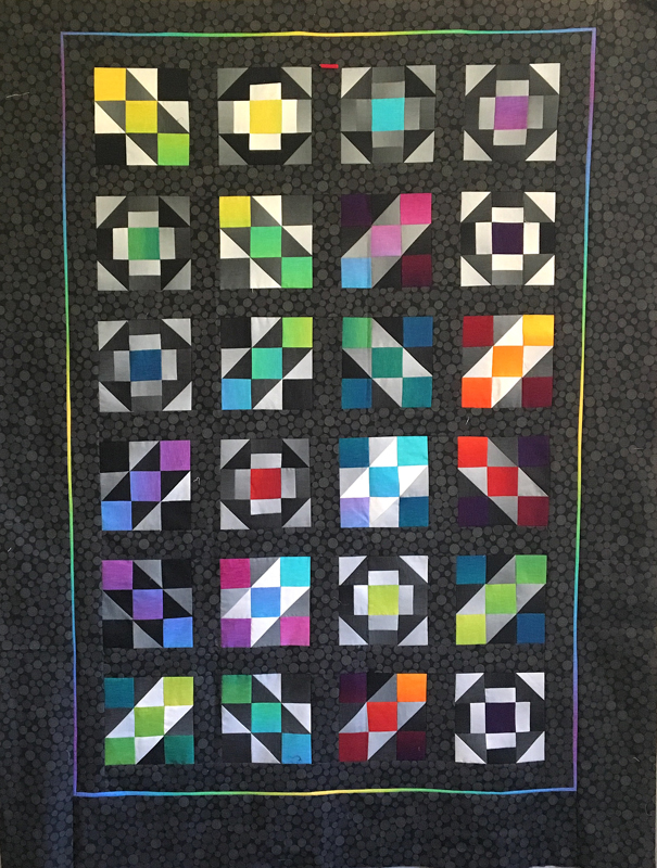 Jenn's Abstract Quilt