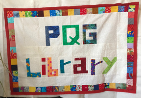 Kitty's Library Banner