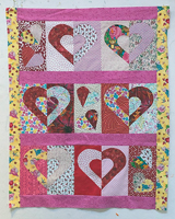 Christina's Hearts Quilt
